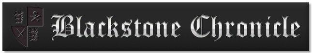 Blackstone Chronicle Volume 1 January 2014